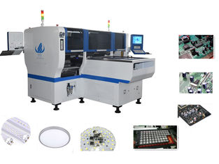 Automatic LED SMD Mounting Machine HT-E8D 380AC 50Hz Power High Precision